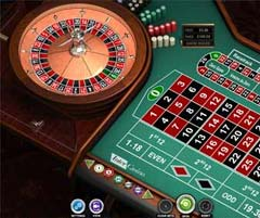 roulette game offline